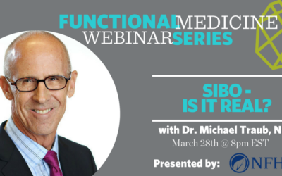 SIBO- Is it Real? with Dr. Michael Traub, ND