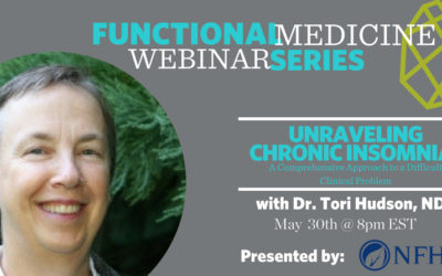 Unraveling Chronic Insomnia with Dr. Tori Hudson, ND