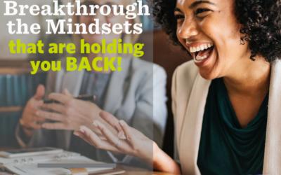 Mastering Mindset- Mini Intensive Live Event June 5th, 2018