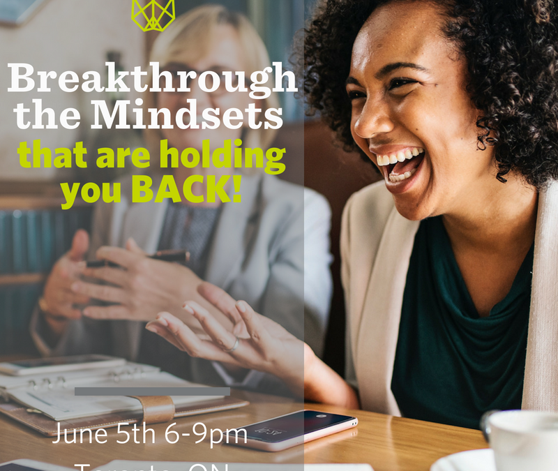 Mastering Mindset- Mini Intensive Live Event June 5th, 2018